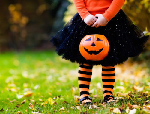 Dental tips and tricks for your Halloween treats