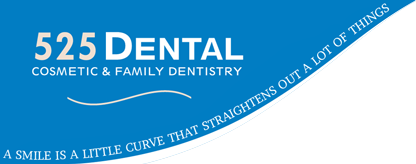 525 Dental Logo