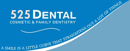 525 Dental Logo